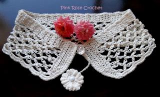 PINK ROSE CROCHET : Golinha Belle Époque