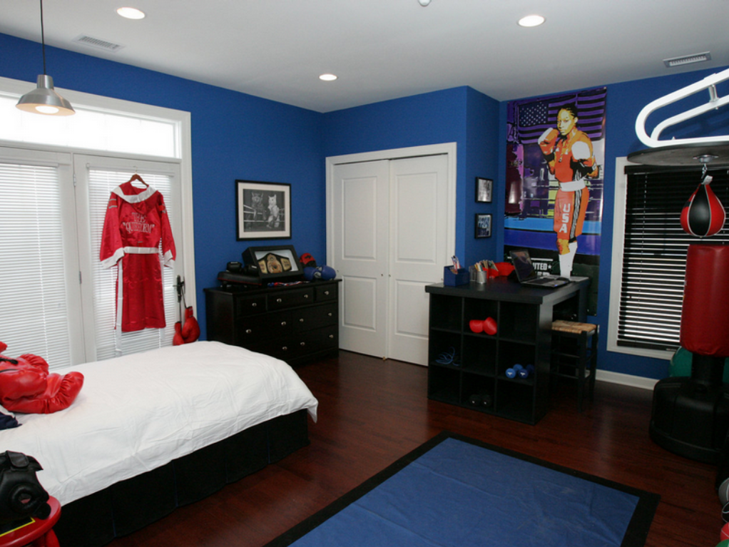 New #bedroom # 2! #boxing | Home & Where The Heart Is | Pinterest ...