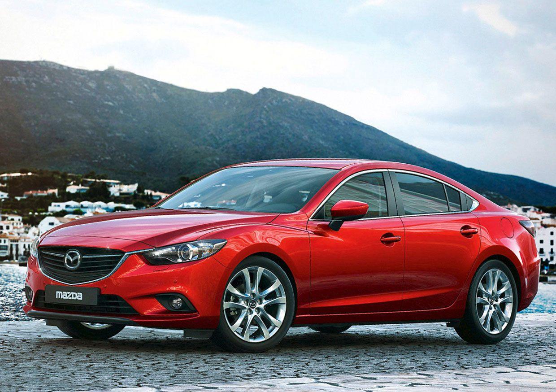 Das Schweizer Auto Des Jahres 2013 Der Neue Mazda6 Macht Das Rennen Mit Bildern Mazda