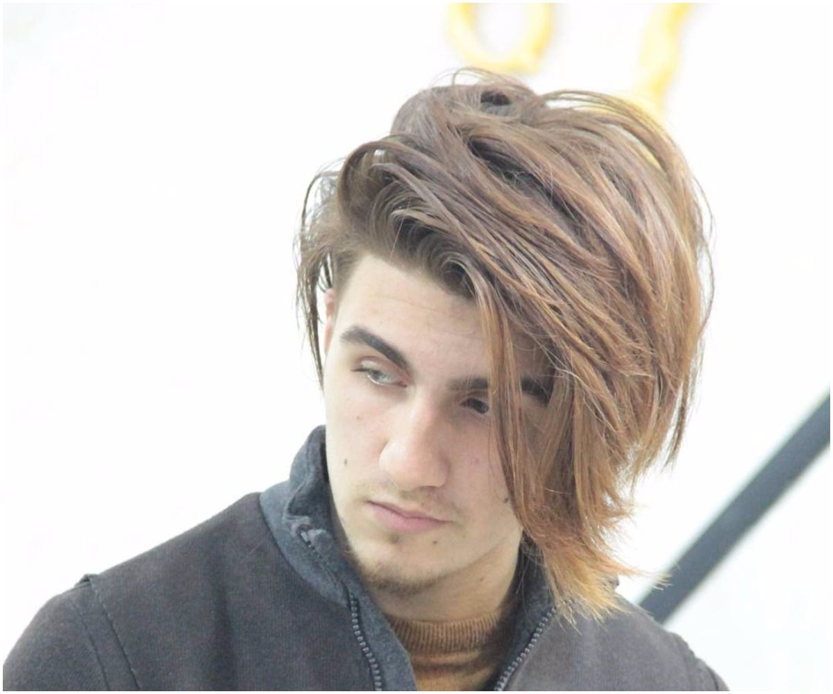 Cool long haircuts for men top  cool new hairstyle for men in   fashion  pinterest