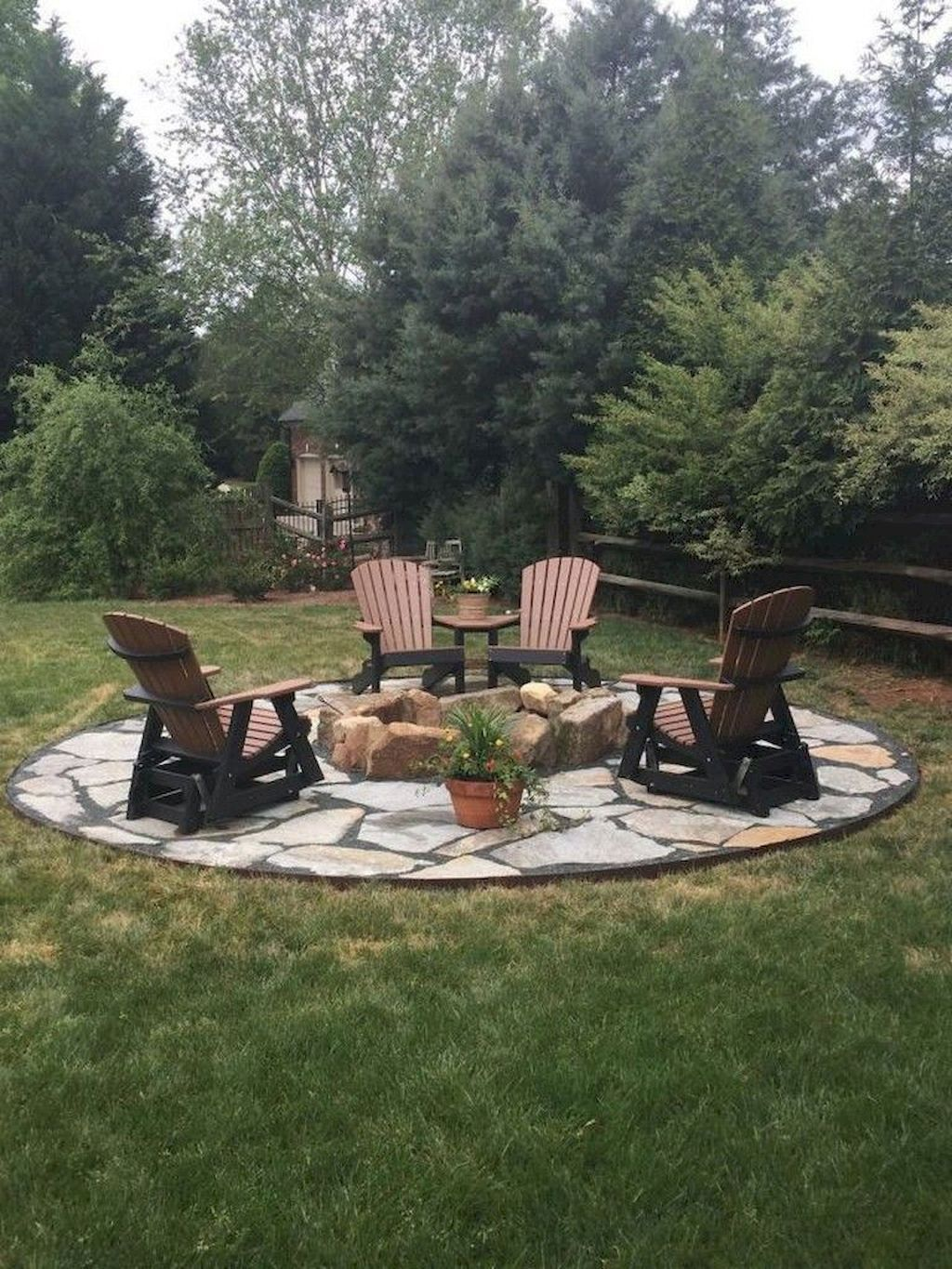 55 Easy Diy Backyard Seating Area Ideas On A Budget Outdoor Fire