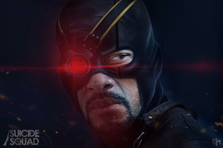 #WillSmith as #Deadshot in #SuicideSquad