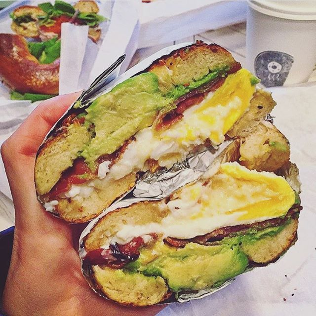 Get In All Of Your Bacon Avocado Egg Cheese Bagels Before Friday
