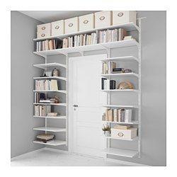 ALGOT Wall upright/shelves, white. Ikea BedroomBedroom ...