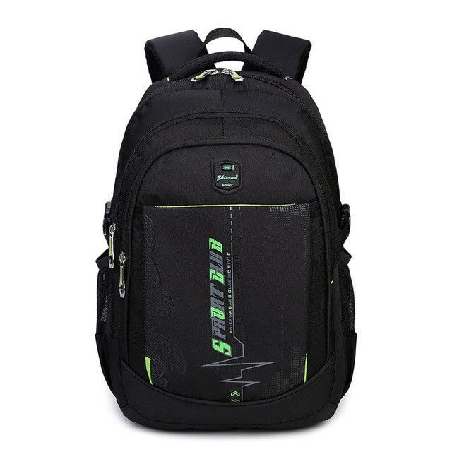 School Backpack Boy Printing Teenage Backpacks For Teen Boys ...