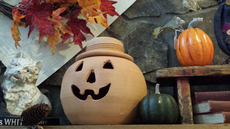 Terracotta Jack O Lantern Luminary Jack O Lantern Luminary Pumpkin Carving