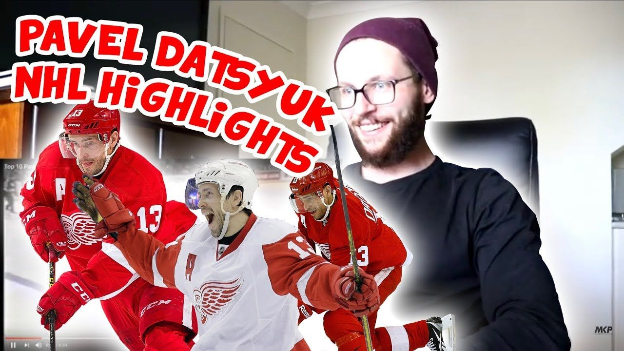 Rugby Player Reacts To Pavel Datsyuk Detroit Redwings Nhl Career Highlights Https Besthighlights Club Rugby Player R Rugby Players Baseball Highlights Rugby