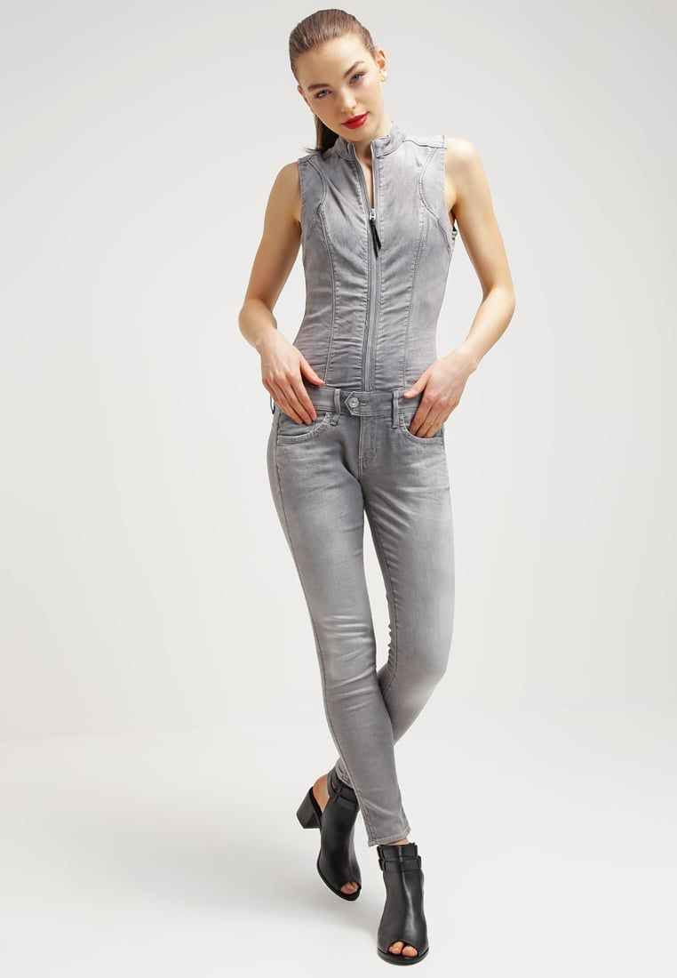 g star polo shirts, G Star LYNN ZIP SLIM SLESS SUIT