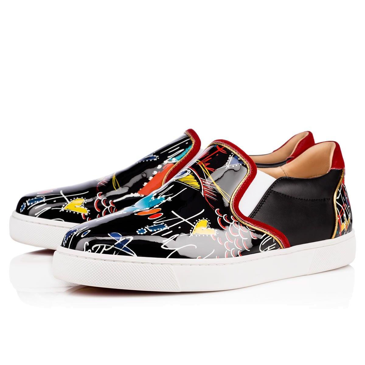 a078554def52 CHRISTIAN LOUBOUTIN Masteralta Flat.  christianlouboutin  shoes ...