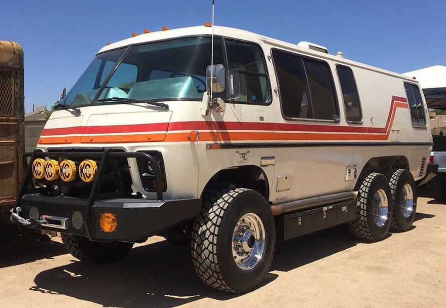 An Extreme 1970s Mobile Home Resto Mod Core77 In 2020 Gmc