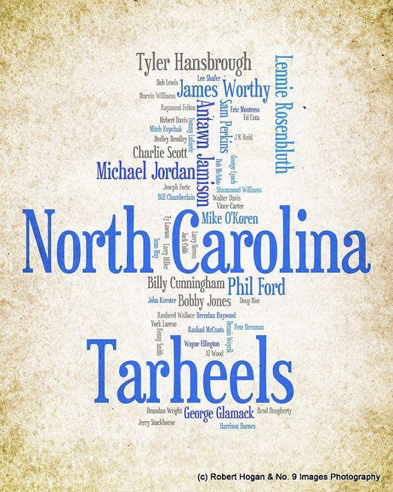 North Carolina Tarheels Greatest Basketball Players By