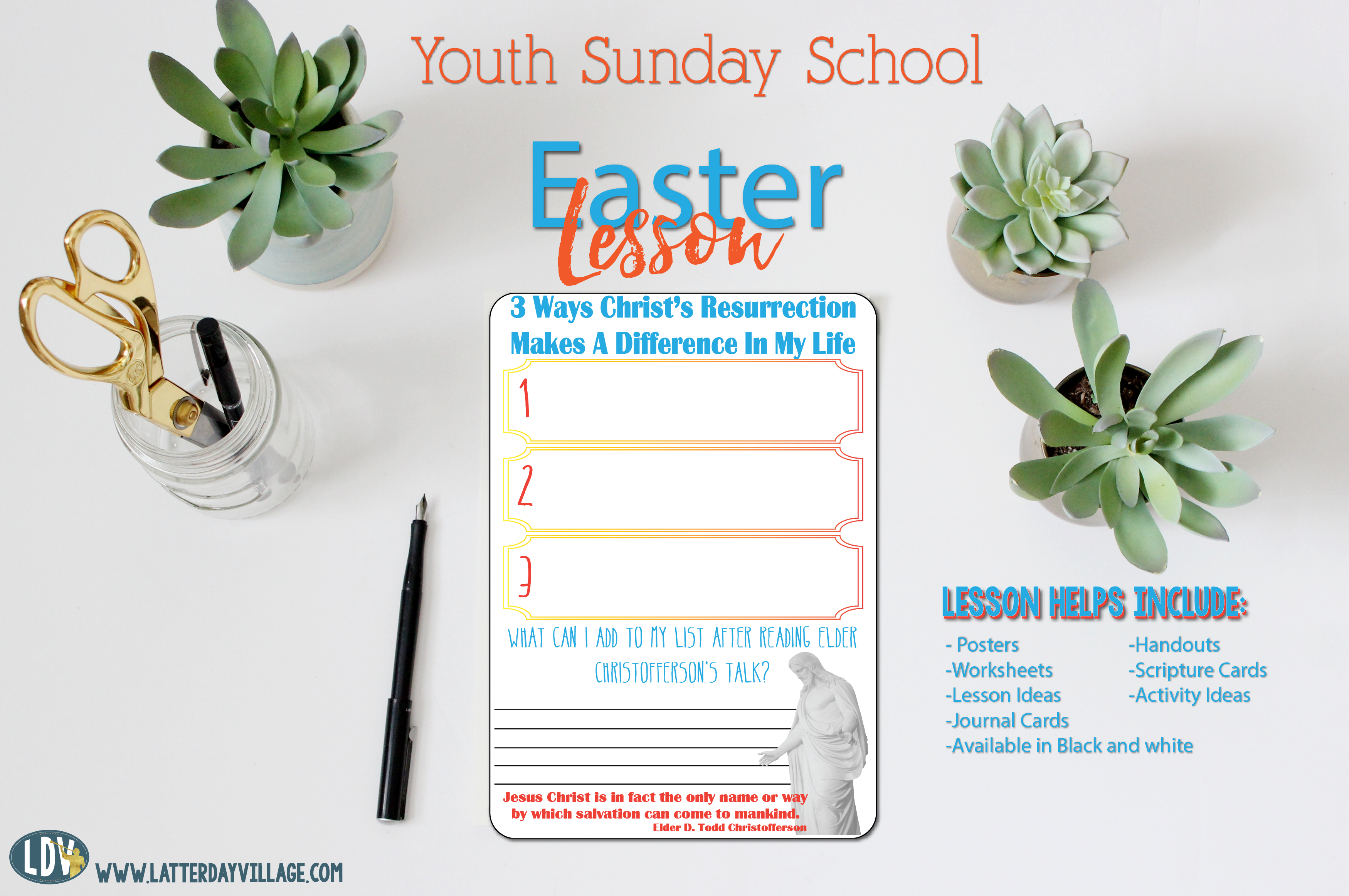 Easter Lesson Help Your Class Understand The Resurrection
