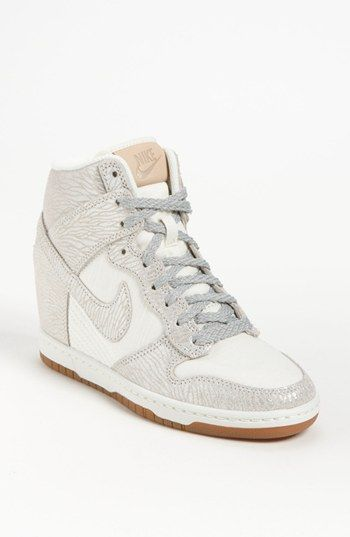 Nike Dunk Sky Hi Wedge Sneaker (Women) | Nordstrom ...