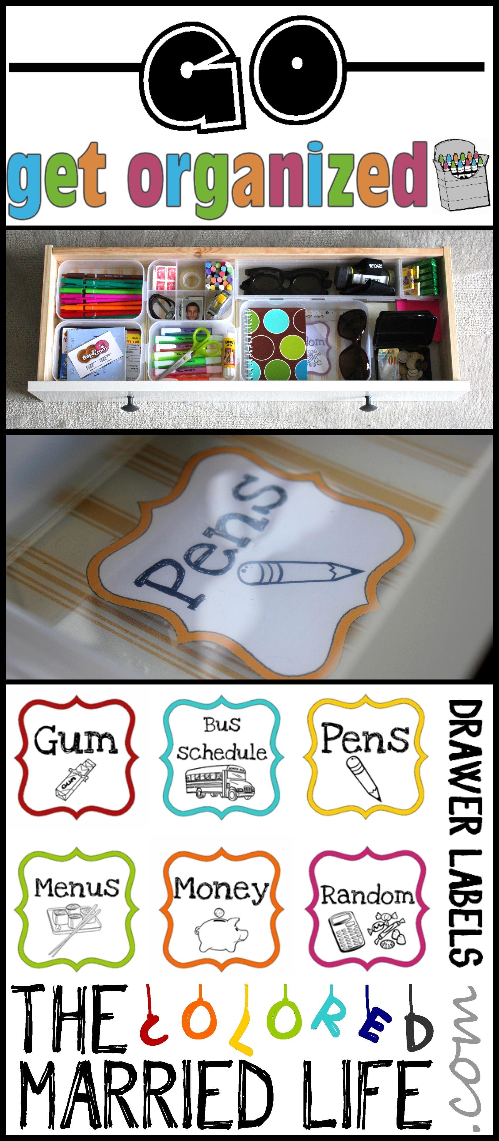 Drawer Labels Useful For Kids Free Printable Ecoloredmarriedlife