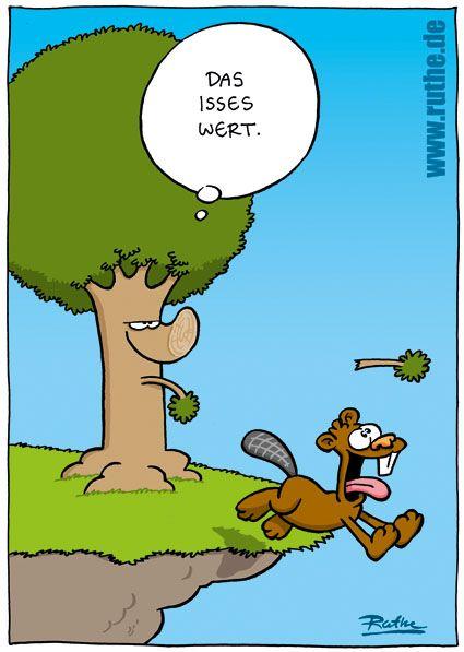 Cool witzig knuddelig praktisch oder - Baum comic bilder ...