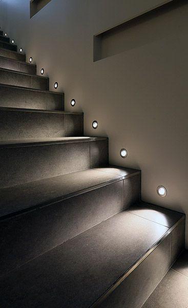 Resultat d\'imatges de stairs light projection   Escaleras ...