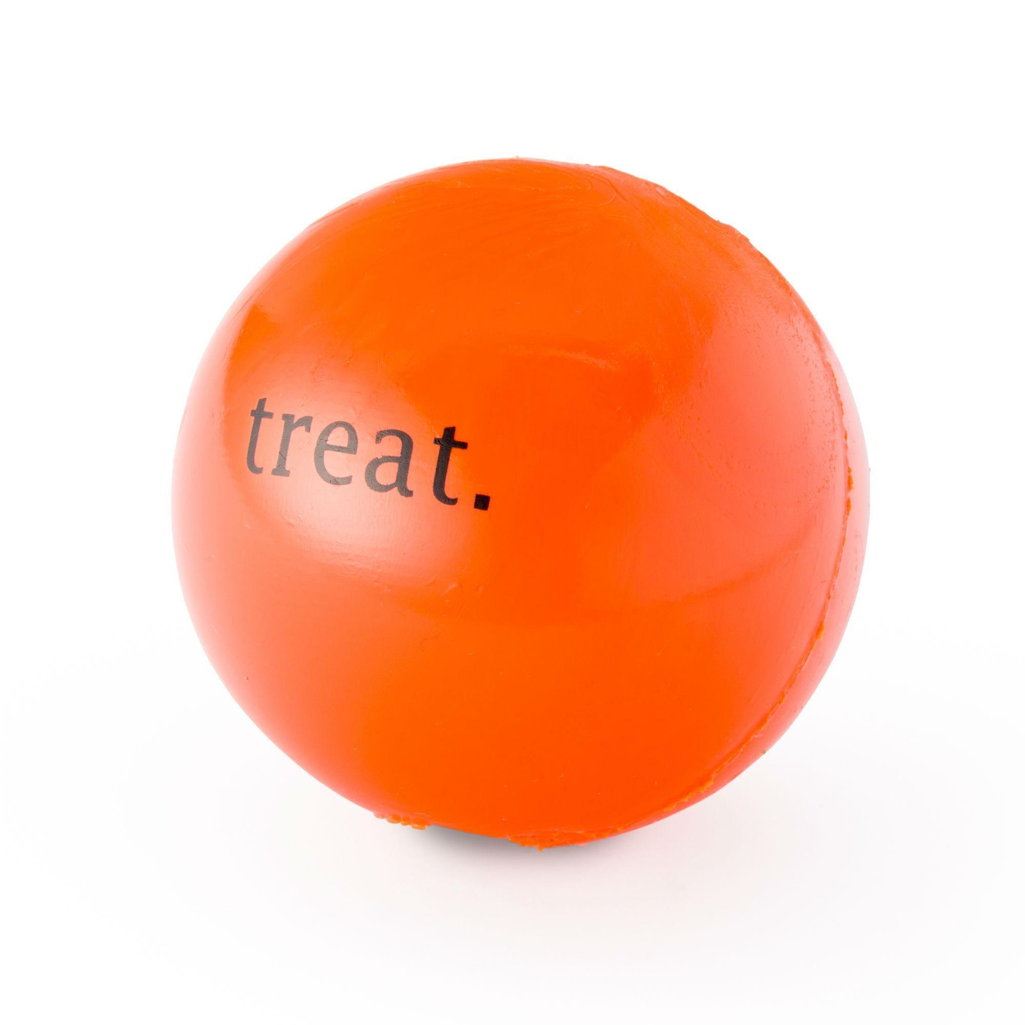 Orbee Tuff Treat Halloween Ball Dog Toy By Planet Dog Dog