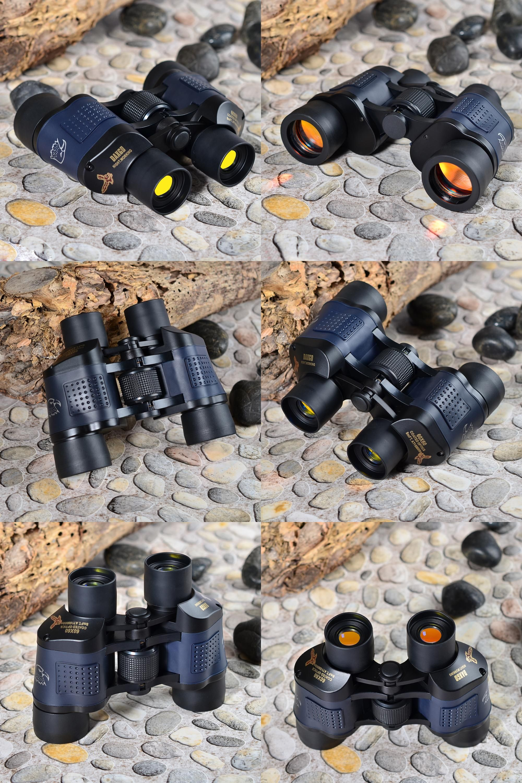 [Visit to Buy] DAXGD Waterproof Shockproof Binoculars Night Vision HD 60x60 Ranging Non infrared Telescope Standard Outdoor Hunting Props #Advertisement