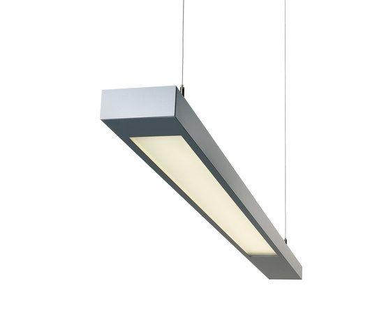 Langfeldleuchten | Pendelleuchten | wi pr Büro 02 | Mawa Design. Check it out on Architonic