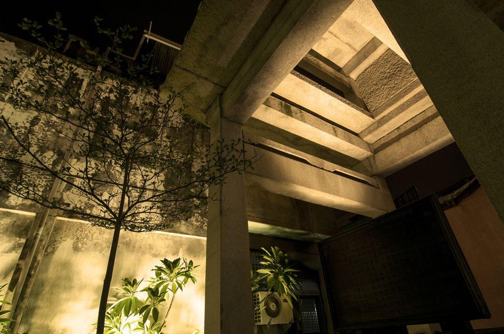 META MAGAZINE | archicake daily - 日光設計 / 台南風神廟 燈光設計