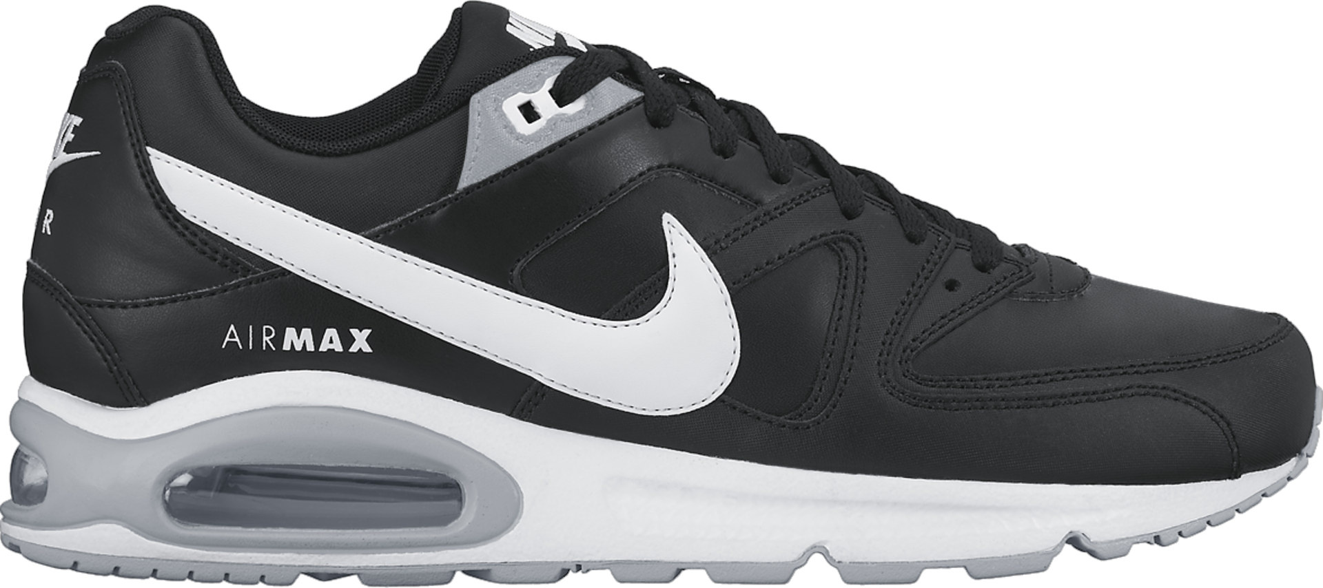 discount shop detailed images sports shoes Nike Air Max Command leather sneakers - Intersport | Nike ...