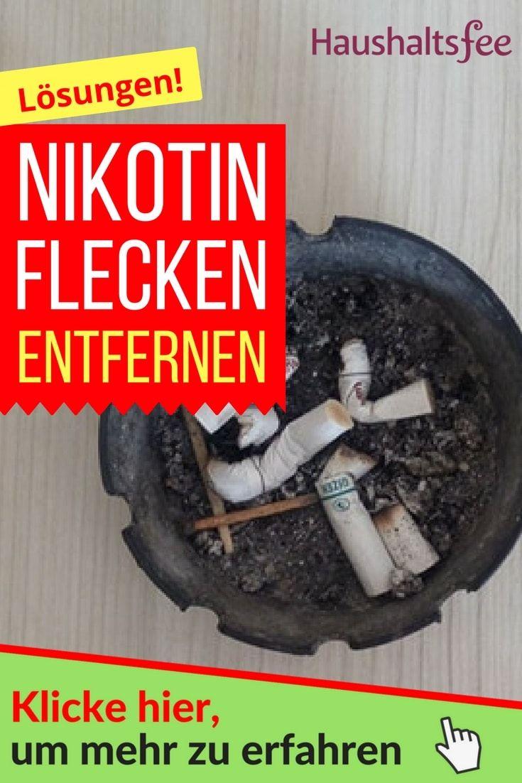 Nikotin entfernen von Türen und Fenstern | Fenster putzen | Pinterest