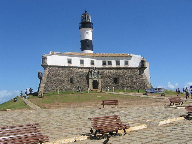 Forte de Santo Antonio da Barra - FINESTRINO