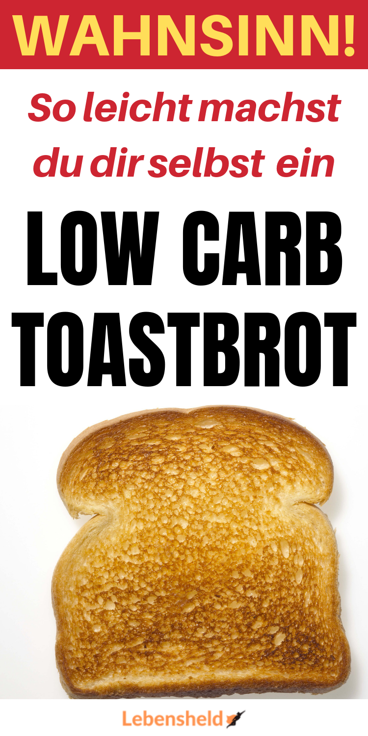 Low Carb Toastbrot - Low Carb Held