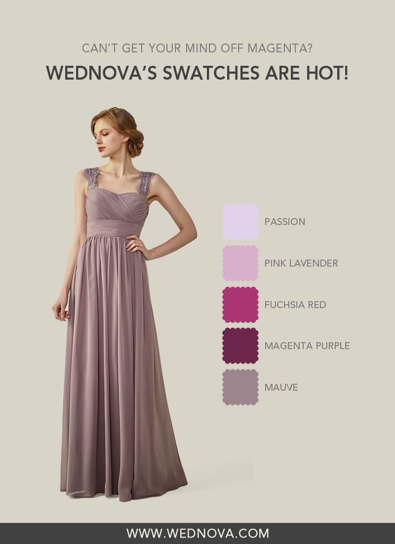 best straps bridesmaid dresses mauve with lace perfect purple