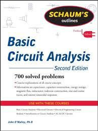 Schaum S Outline Of Basic Circuit Analysis Pdf Electrical
