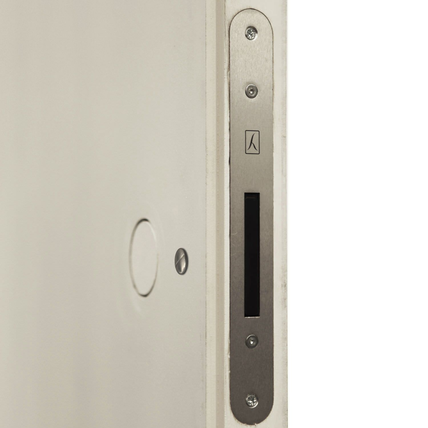 Bon Hidden Door Handle / Metal / Contemporary / Flush Pannellofilomuro