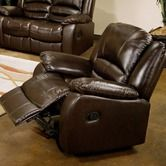 Found it at Wayfair - Providence Leather Chaise Recliner