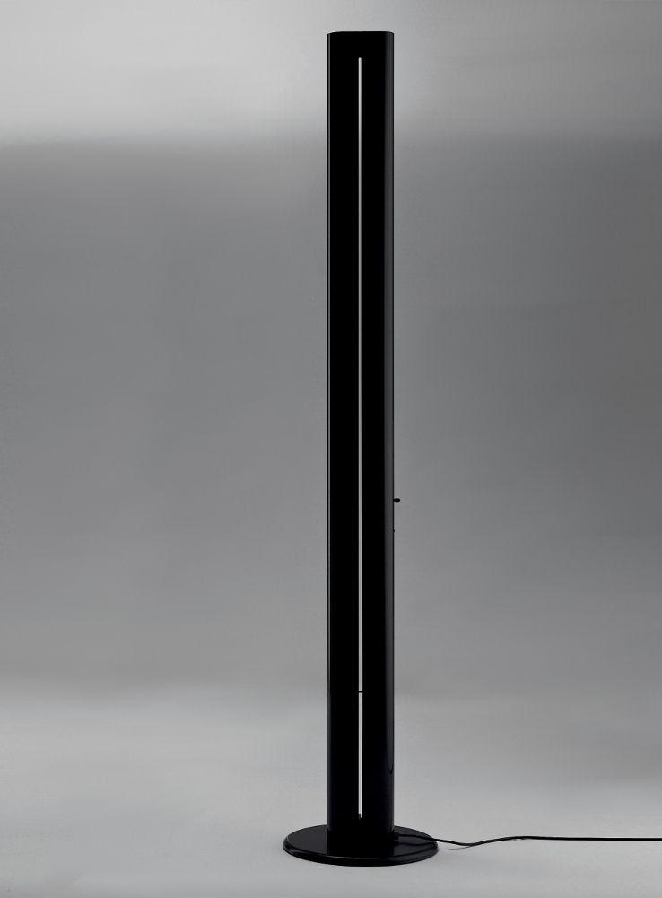 artemide megaron terra led schwarz bei unter. Black Bedroom Furniture Sets. Home Design Ideas