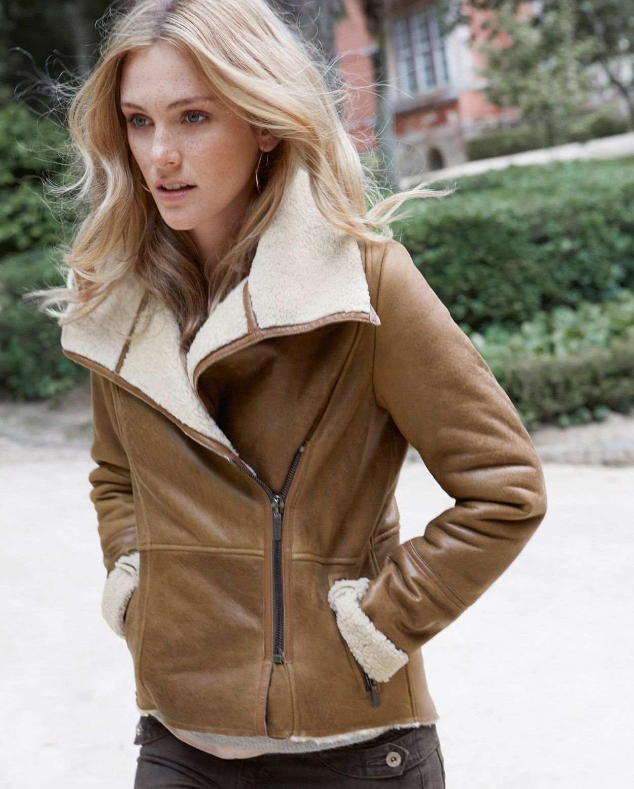 Jackson sheepskin jacket | Sheepskin jackets | Pinterest