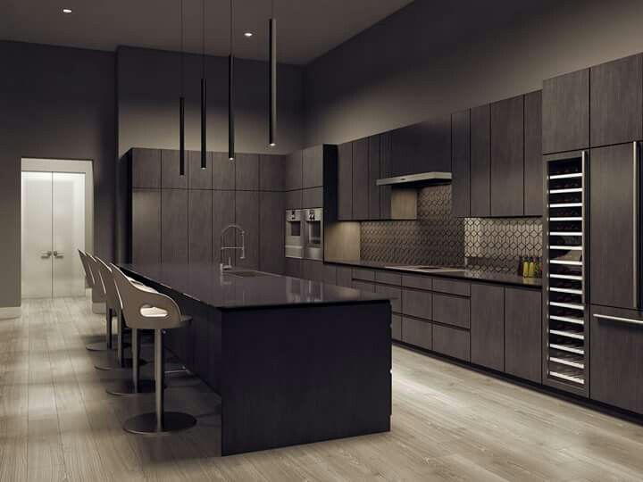 Pin by Mitch Leary on traumküche | Pinterest | Kitchens, Kitchen ...