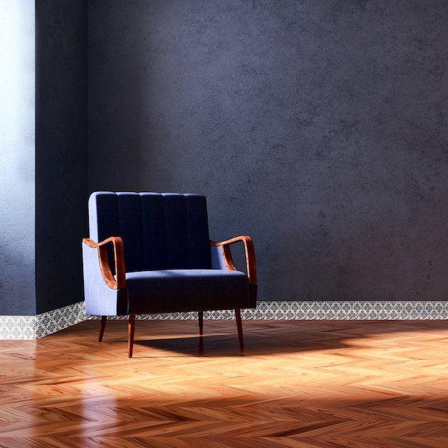 comment cacher des fils lectriques mes 10 astuces d co clemaroundthecorner plinthes fils. Black Bedroom Furniture Sets. Home Design Ideas
