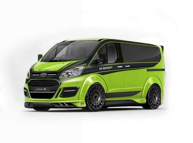 Transit Custom M Sport Ford Tourneo Custom Autos Folieren Fahrzeugbeschriftung