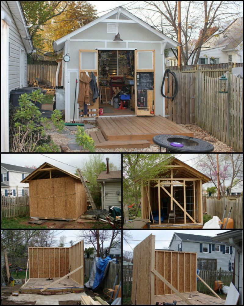 How To Build Your Own Tiny Workshop http ...