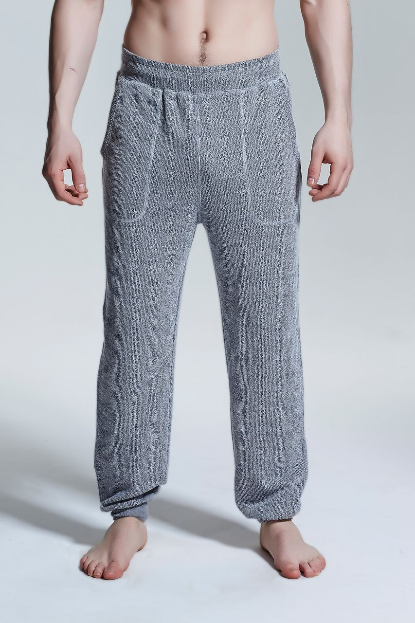 99637c356d Mens Luxury Travel Sweat Pants with Pockets
