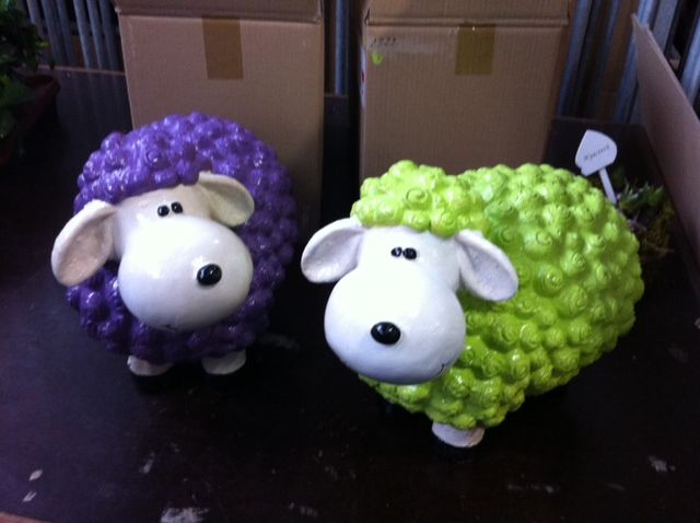 #Sheep#decoration#schaap  www.barendsen.nl