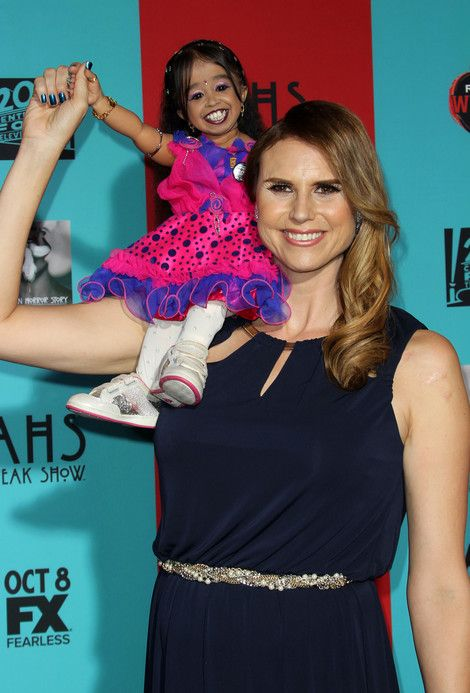 amazon eve american horror story | World's Smallest Woman ...