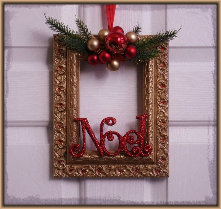 Adornos de navidad para puertas y ventanas ultimas for Decoracion de navidad para ventanas y puertas
