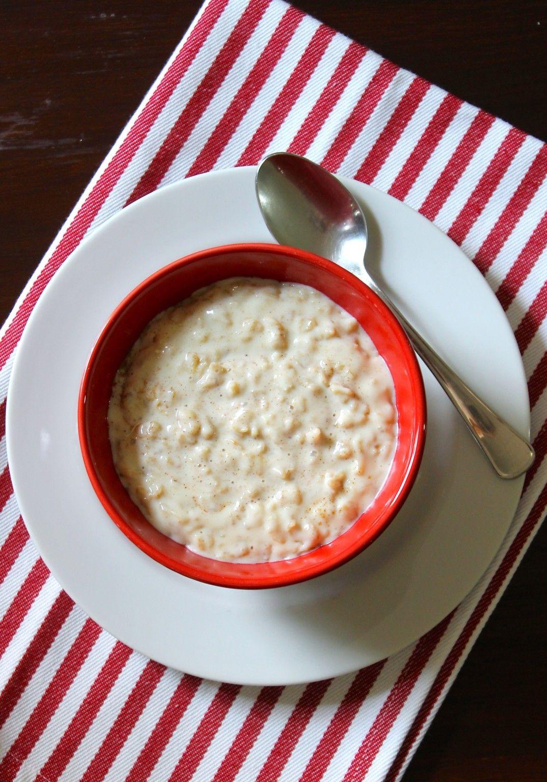 Pin En Desayunos Con Avena