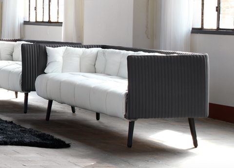 Bimax mobili ~ Love the barcode sofa from bimax has a matching padded