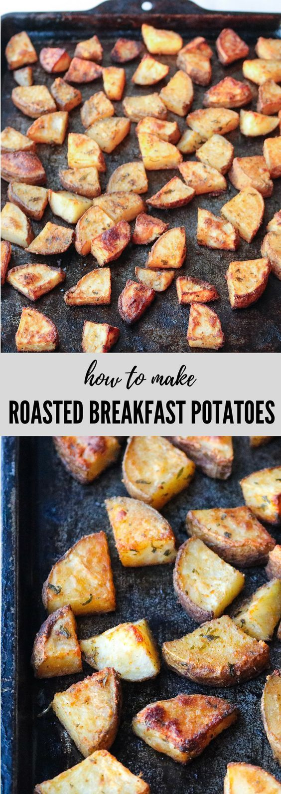 Whole30 Roasted Breakfast Potatoes images