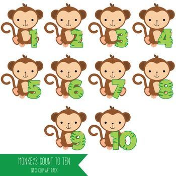 43++ Clipart number 1 10 information