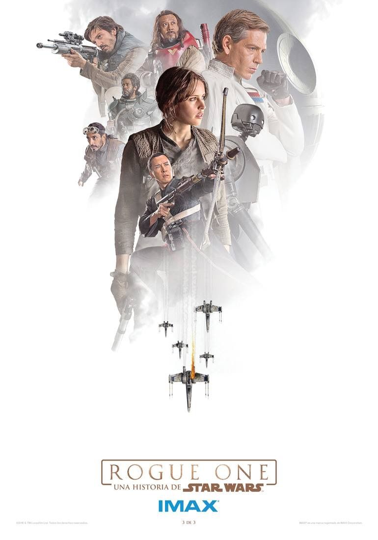 Rogue One Star Wars Movies Posters Rogue One Star Wars