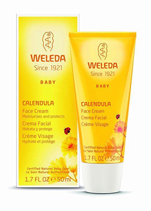 Weleda Baby Calendula Face Cream 1 7 Ounce With Images Face Cream Moisturizing Body Cream Weleda Baby