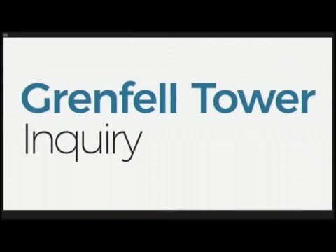 Grenfell Tower Fire Inquiry: Dany Cotton speaks (full 6 hours)