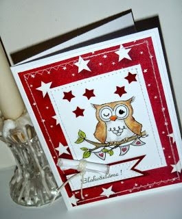 Kika's Designs : Graduating with Loving Owl